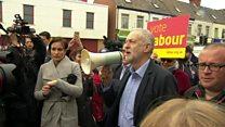 Corbyn predicts no loss of council seats