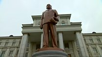 Inside N Korea's Kim Il Sung University