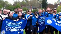 Leicester: A day of celebrations