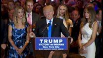 トランプ氏、共和党候補確実に 「アメリカをまた偉大にする」