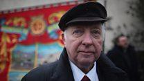 Arthur Scargill: 'Full public inquiry' needed on Orgreave