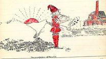 1907 Stanley Spencer sketchbook revealed