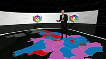 Will the UK political map be changing colour(s)?