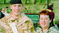 Lee Rigby mother reads aloud 'treasured' last text message