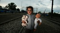 Funding call on Syrian child refugees