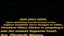 Kasich spoofs Star Wars in anti-Trump ad