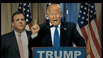 Republicans blast Trump in Clinton advert