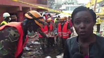 'Miracle' of Kenya collapse survivors