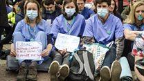 Junior doctors' contract talks welcomed