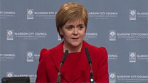 Sturgeon: 'We have tonight made history'