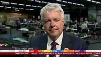 Rhondda 'disappointing' says Jones