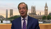 Farage: Biting quite hard into old Labour vote