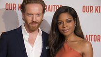 Damian Lewis: I'd love to play Bond