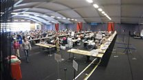 Thames Valley PCC election count