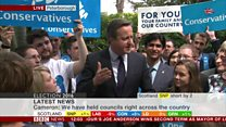 Cameron: 'Labour has lost touch with people'