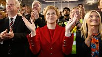 SNP's 'historic' win, Elmo and other election highlights