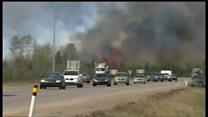 「最悪の悪夢でもこれほどには」――カナダ山火事の目撃者