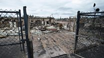 Inside Fort McMurray: 'Everything has gone'