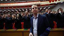 Inside North Korea's Congress