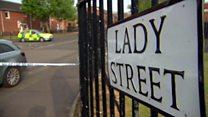 MP condemns West Belfast murder