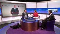 EU referendum debate: Blunkett v Raab