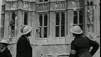 75 years since Parliament was bombed