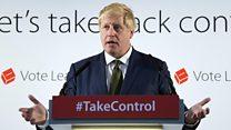 How close was Boris Johnson to backing EU?