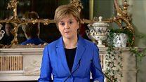 Sturgeon announces cabinet reshuffle