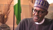 President Buhari agrees with Cameron
