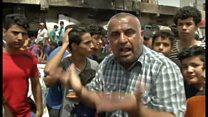 イラク首都で車爆弾攻撃 少なくとも93人死亡