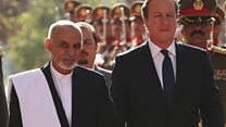 Ghani: Afghanistan 'one of the most corrupt countries on earth'