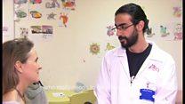 ヨルダンの国境なき医師団病院 体と心の修復を
