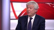 Hall: 'Issues' around BBC independence