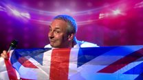 Maguire unites Eurovision and UK politics in review