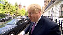 Johnson stands by Hitler comments