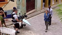 Who benefits when Hollywood hits Havana?