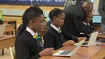 South African schools go paperless