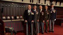 WWII veterans receive Légion d'Honneur