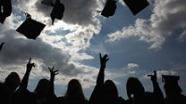 Why a university has banned throwing mortarboards