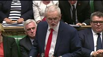 'Cuts have consequences', Corbyn tells PM
