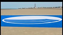 Blue Flag for Blackpool