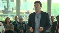 Burnham to run for Manchester mayor