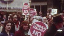 Where do trade unions stand on the EU referendum?