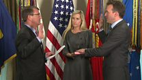 First ever openly gay US Army chief
