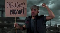 What's Up Africa: Firing people with no jobs