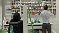 Why are pharmacies under threat?