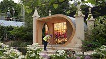 Chelsea Flower Show: Set up secrets