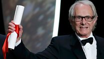 Ken Loach on benefit system 'despair' behind film