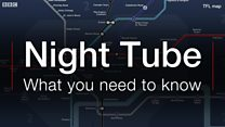 What is happening with the Night Tube?