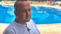 British tourist: Trouble in Turkey won't ruin my holiday